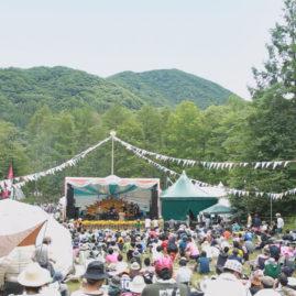 中村佳穂BAND FUJIROCK Festival'16